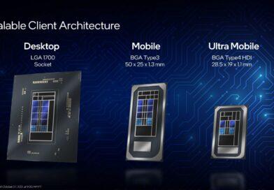 Intel announces 12th Gen Alder Lake CPU- Performance uplift upto 50%